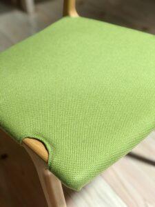 天童木工の椅子 座面