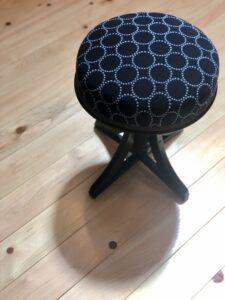 ミナペルホネンのピアノ椅子